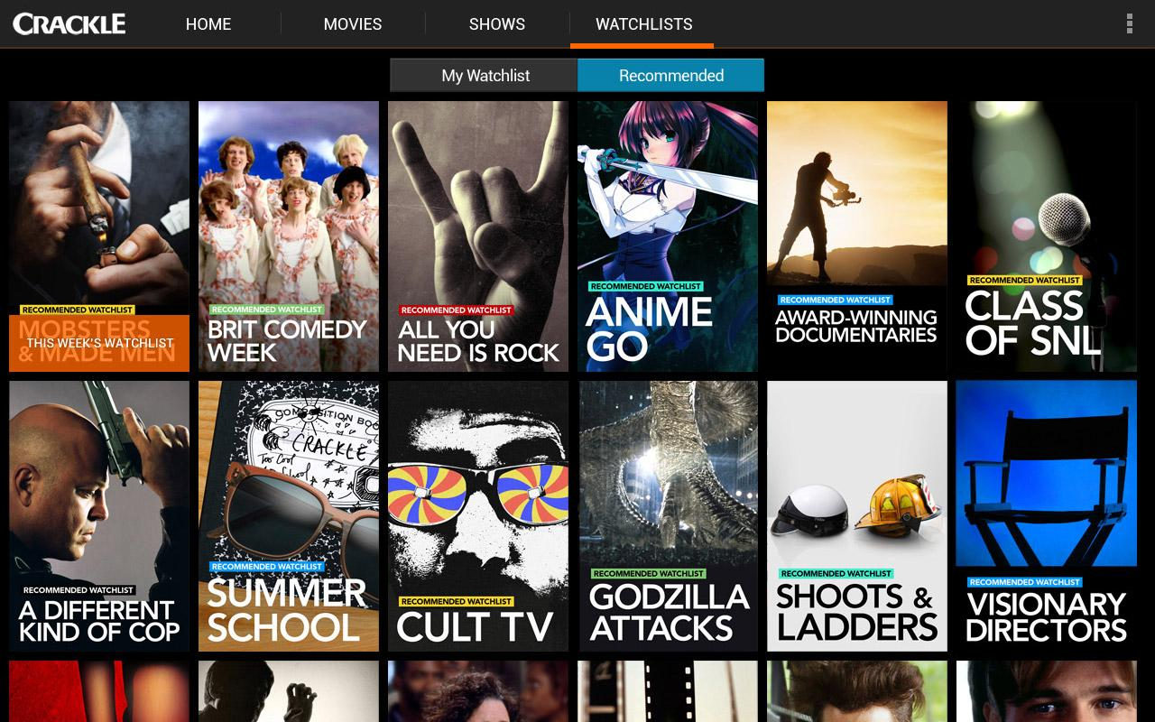 best free movie sites for android